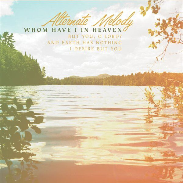 Cover art for Whom Have I in Heaven