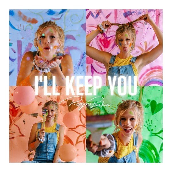 Cover art for I'll Keep You