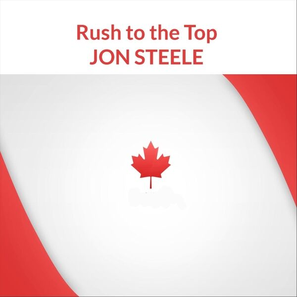 Cover art for Rush to the Top