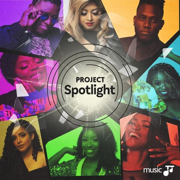 Cover art for Project Spotlight