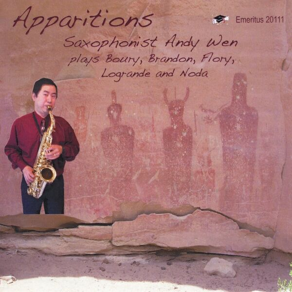 Cover art for Apparitions
