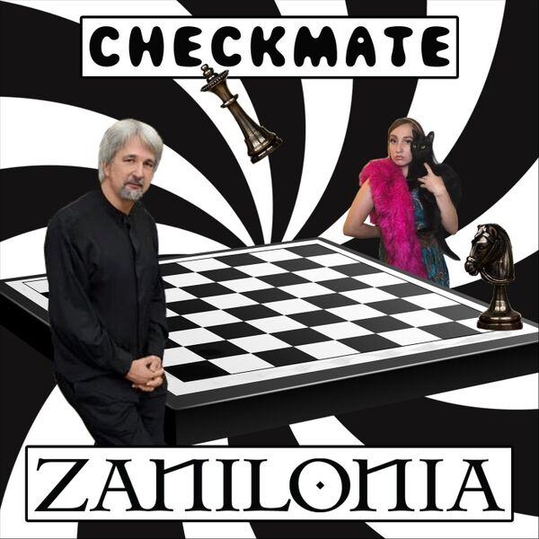Cover art for Checkmate