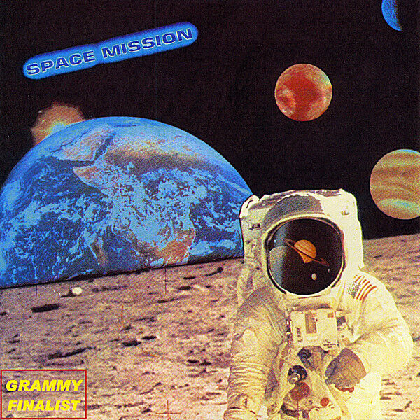 Cover art for Space Mission