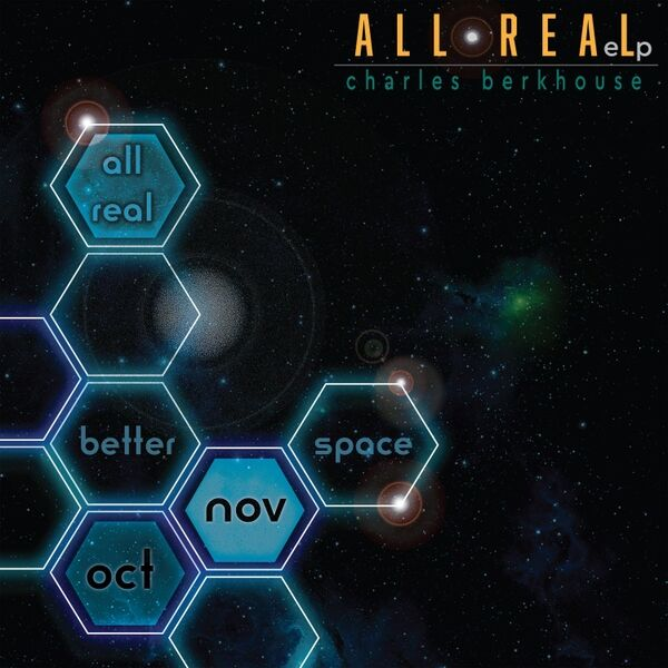 Cover art for All Real - EP
