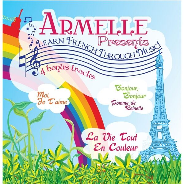 Cover art for Learn French Through Music