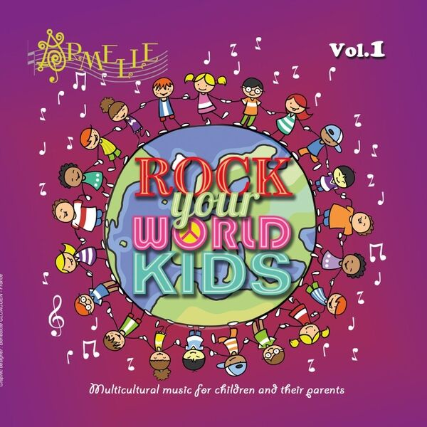Cover art for Rock Your World Kids!, Vol.1