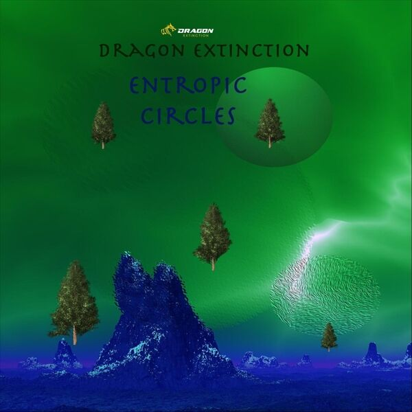 Cover art for Entropic Circles