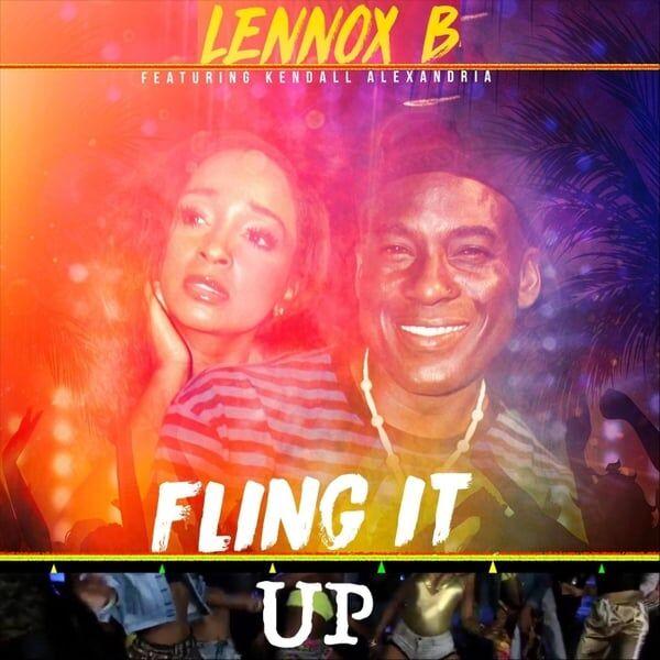 Cover art for Fling It Up