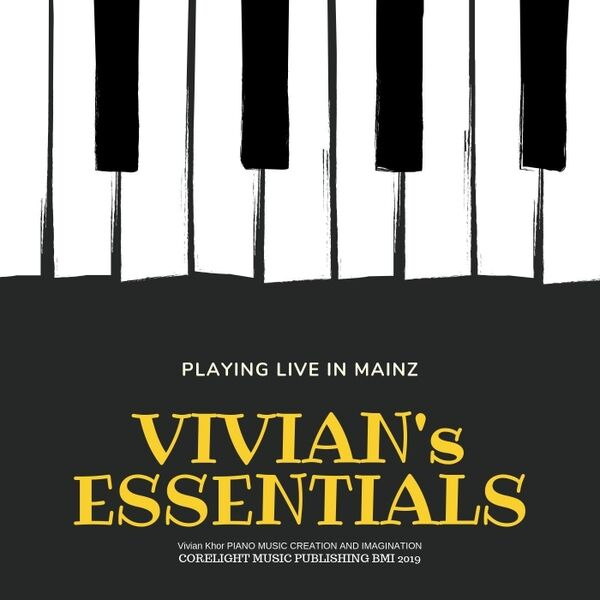Cover art for Vivian's Essentials (Live)