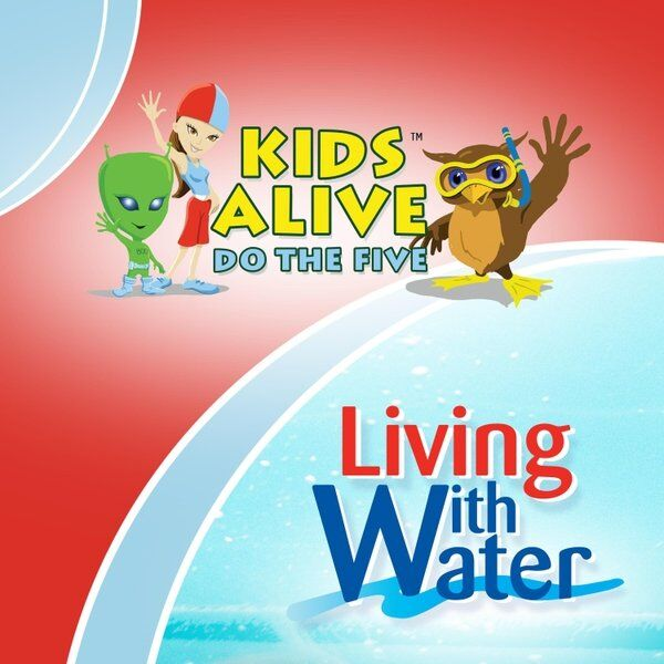 Cover art for Living with Water