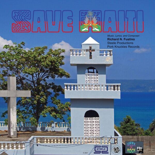 Cover art for Save Haiti