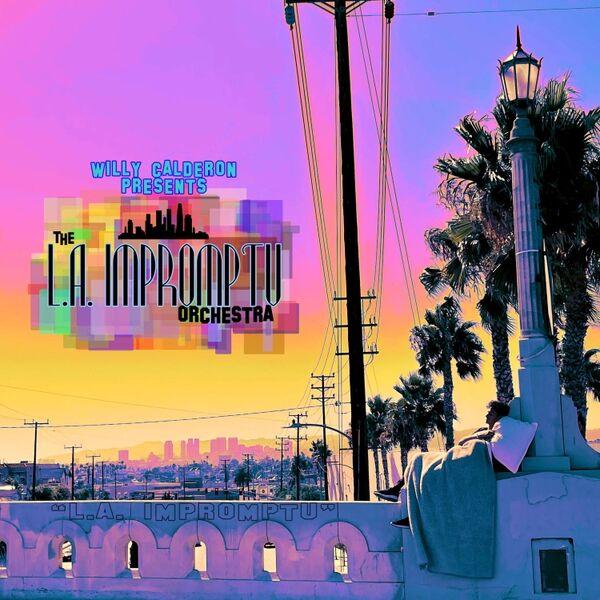 Cover art for L.A. Impromptu