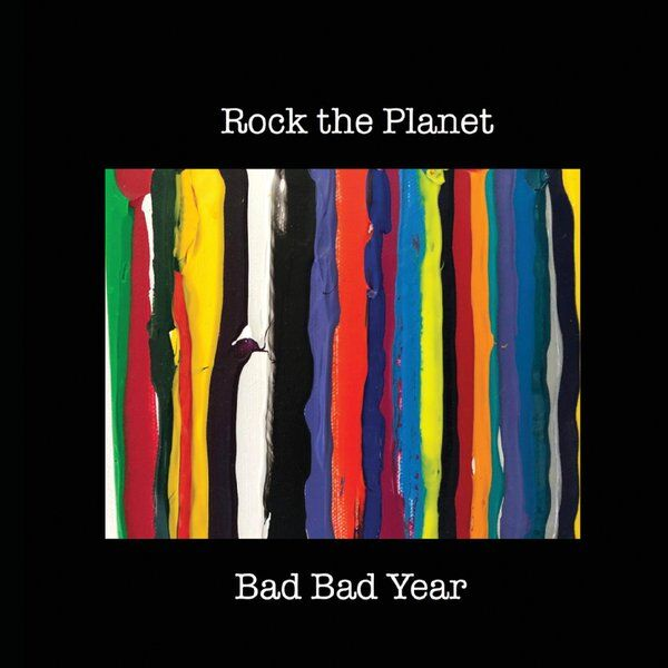 Cover art for Bad Bad Year