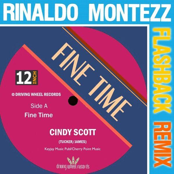 Cover art for Fine Time (Rinaldo Montezz Flashback Remix)