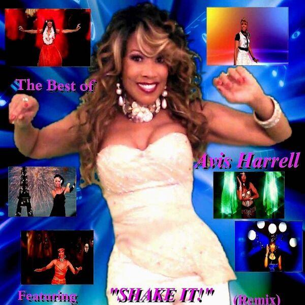 Cover art for The Best of Avis Harrell