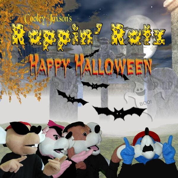 Cover art for Happy Halloween