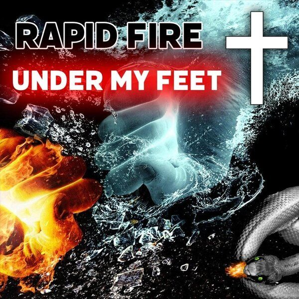 Cover art for Under My Feet