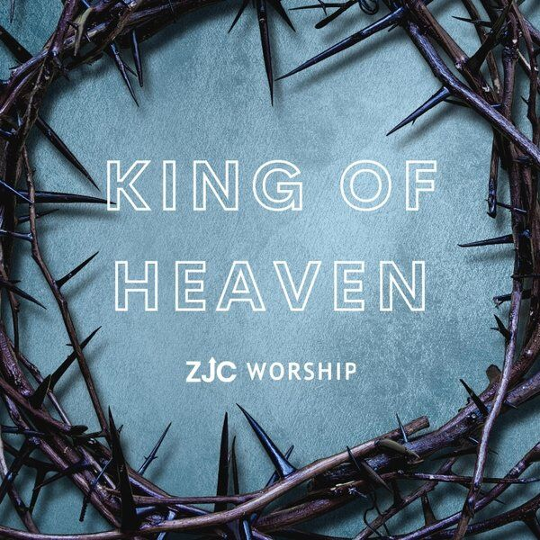 Cover art for King of Heaven (Acoustic)