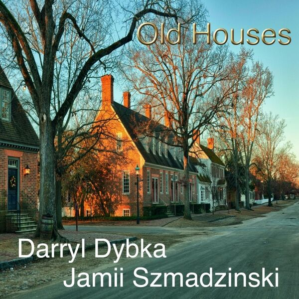 Cover art for Old Houses