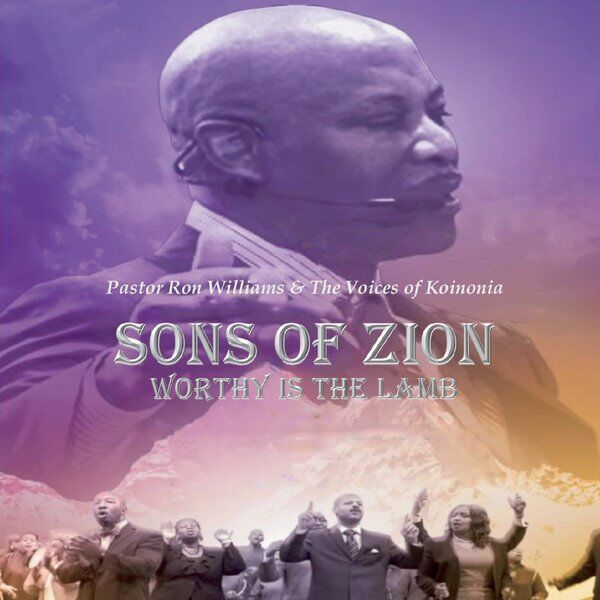Cover art for Sons of Zion: Worthy Is the Lamb (Live)