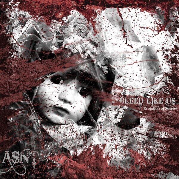 Cover art for Bleed Like Us: Evolution of Sorrow