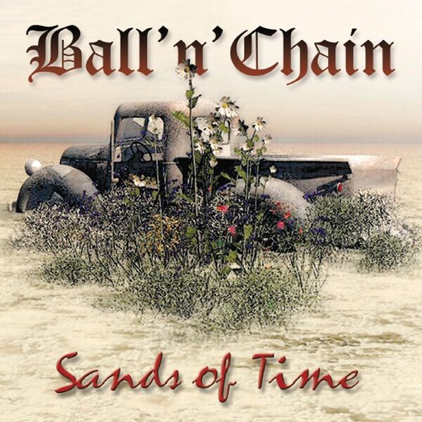 Cover art for Sands of Time