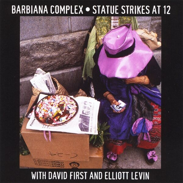 Cover art for Statue Strikes At 12