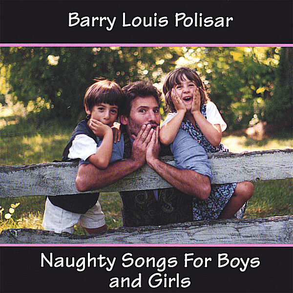Cover art for Naughty Songs for Boys and Girls