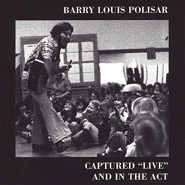 Cover art for Captured Live and in the Act