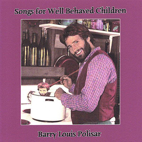 Cover art for Songs for Well Behaved Children