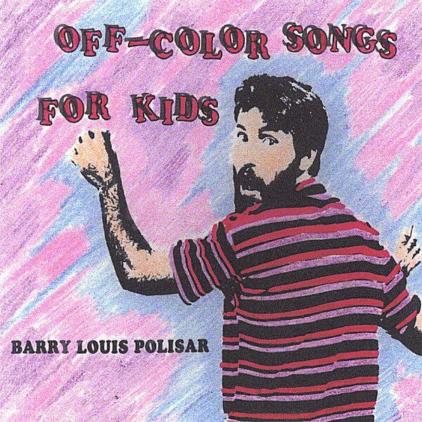 Cover art for Off-Color Songs for Kids