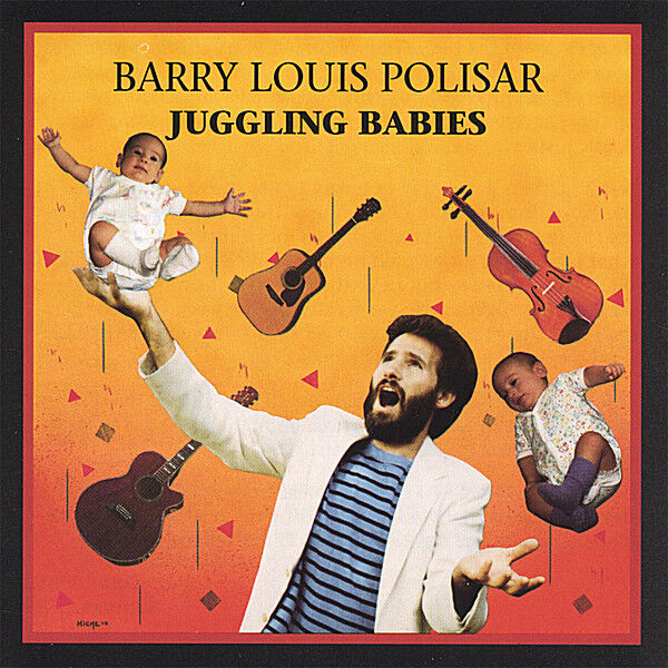 Cover art for Juggling Babies