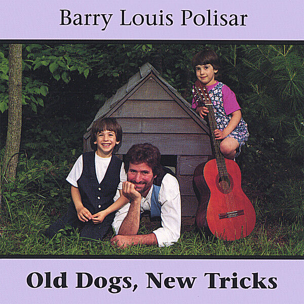 Cover art for Old Dogs, New Tricks