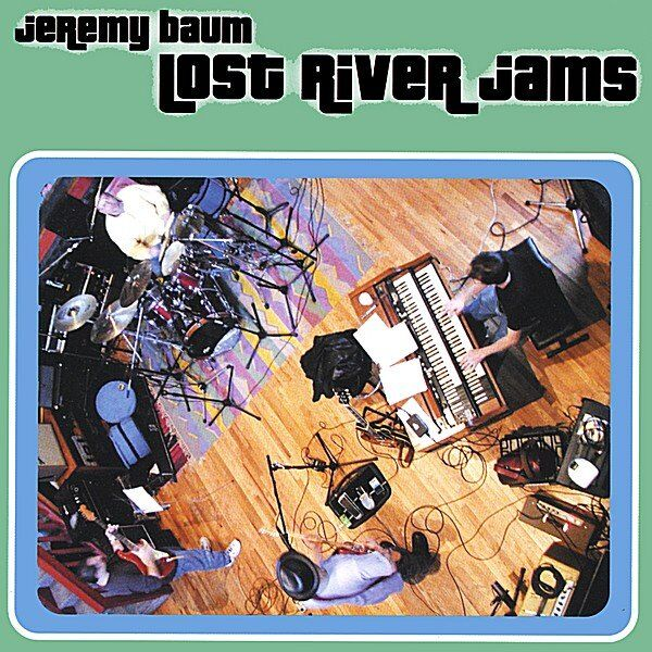 Cover art for Lost River Jams