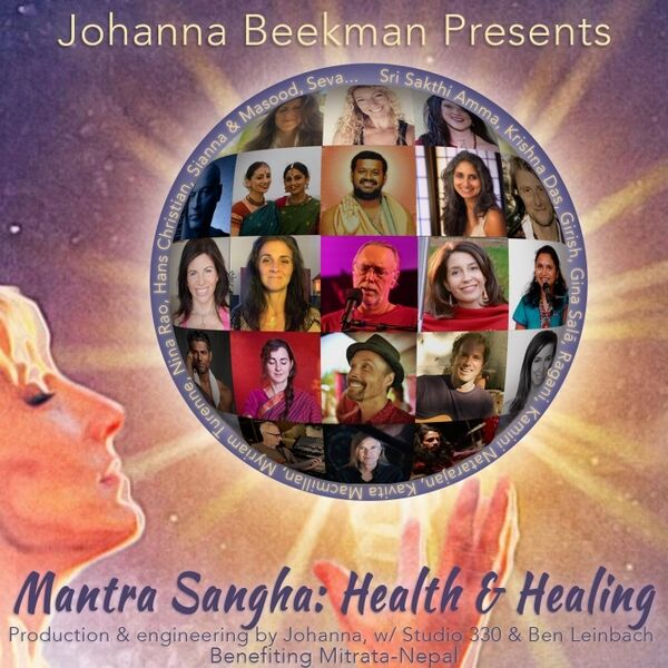 Cover art for Mantra Sangha: Health & Healing