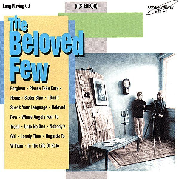 Cover art for The Beloved Few