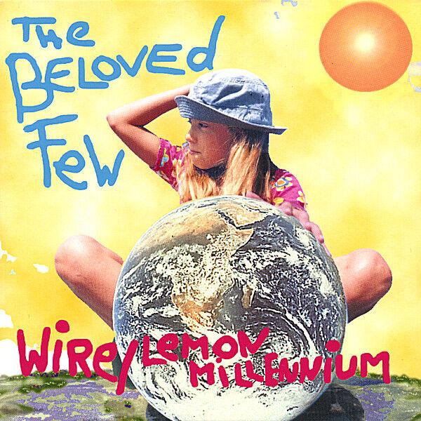 Cover art for Wire / Lemon Millennium