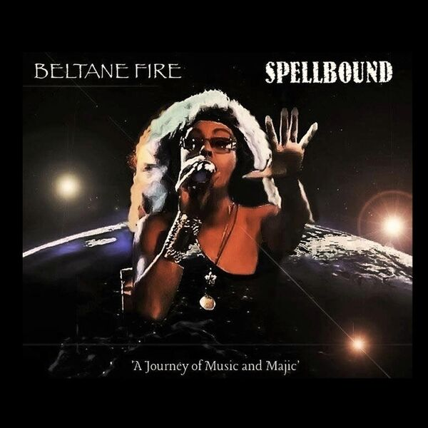 Cover art for Spellbound
