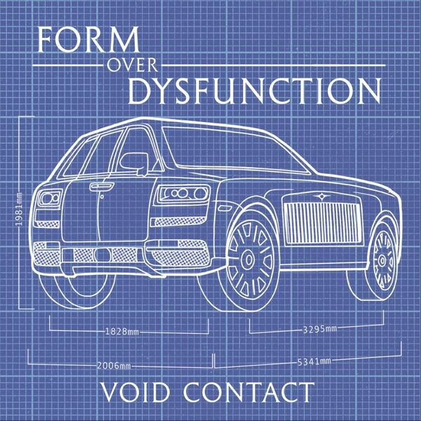 Cover art for Form over Dysfunction
