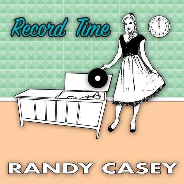 Cover art for Record Time