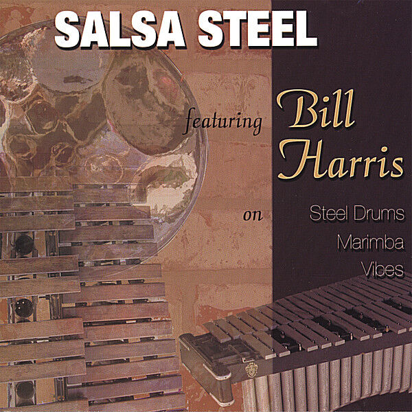 Cover art for Salsasteel featuring Bill Harris