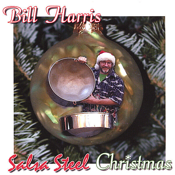 Cover art for Salsasteel Christmas