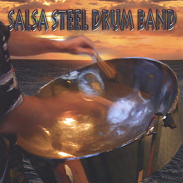 Cover art for Salsa Steel Drum Band