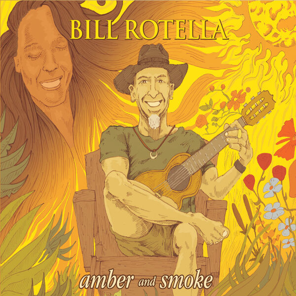 Cover art for Amber and Smoke