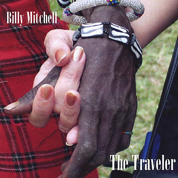 Cover art for The Traveler
