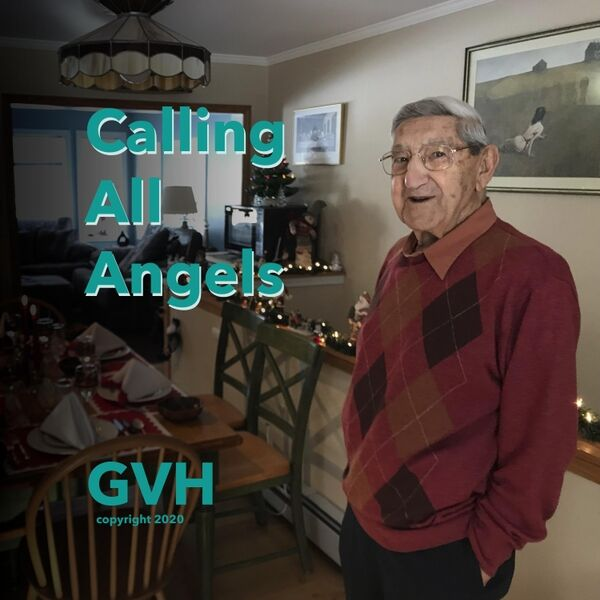 Cover art for Caling All Angels