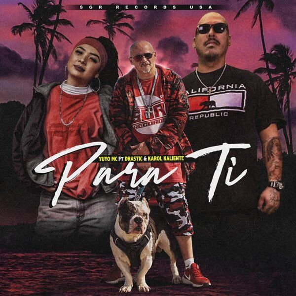 Cover art for Para Ti
