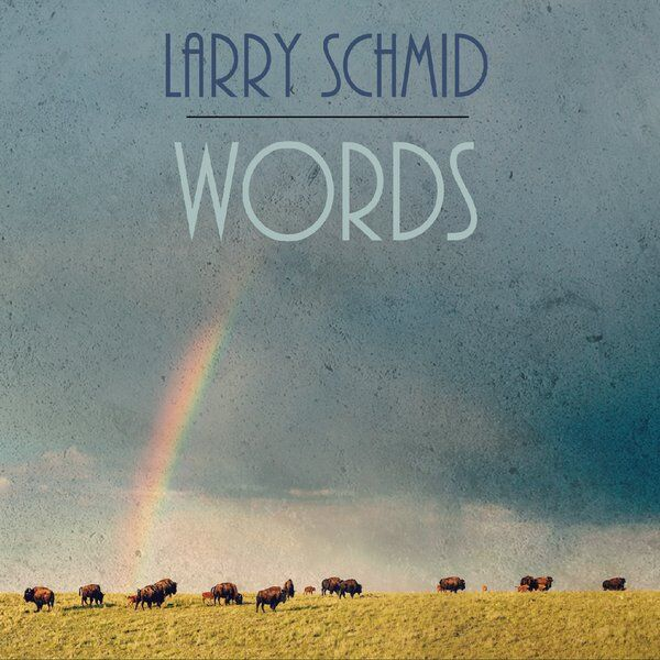 Cover art for Words