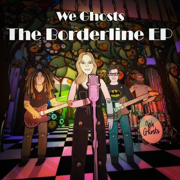 Cover art for The Borderline EP