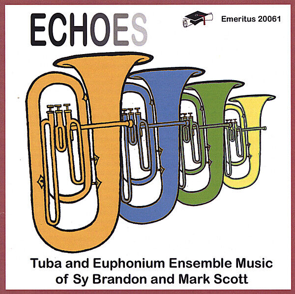Cover art for Echoes